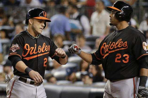 Second-Half Predictions for Every Baltimore Orioles Player