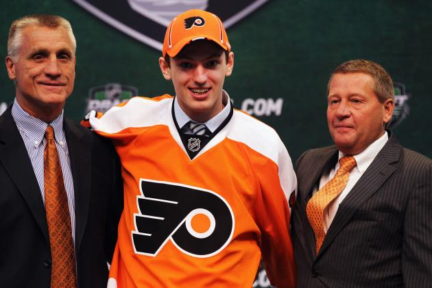Updates on Where Philadelphia Flyers' 2011 Draft Picks Are Now