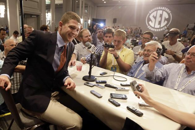 The Players We Want Every Team to Bring to SEC Media Days