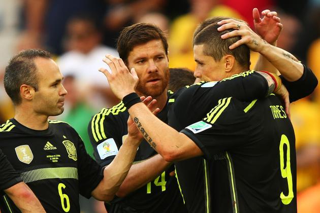 Australia vs. Spain: 6 Things We Learned
