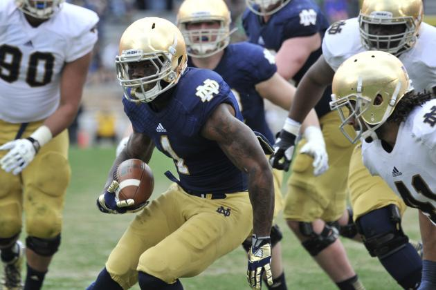 Power Ranking Notre Dame's Positional Units for 2014