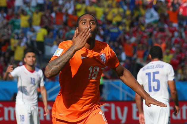 Netherlands vs. Chile: 6 Things We Learned