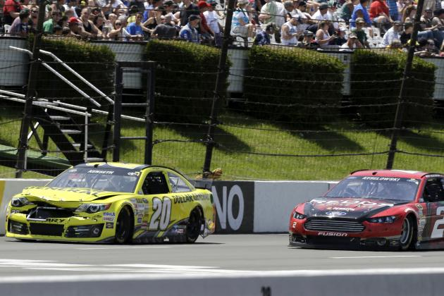 Biggest NASCAR Storylines to Watch Ahead of Sprint Cup Series in Kentucky