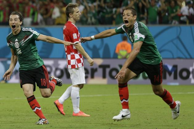 5 Things for Mexico to Be Positive About Following Win Against Croatia