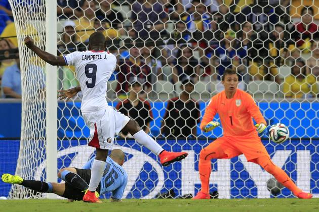 5 Things Costa Rica's Joel Campbell Will Bring to Arsenal's Attack