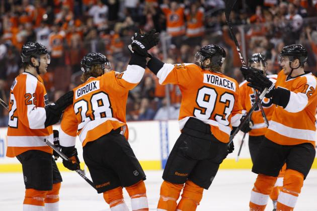 5 Can't-Miss Games on the Philadelphia Flyers' 2014-15 Schedule