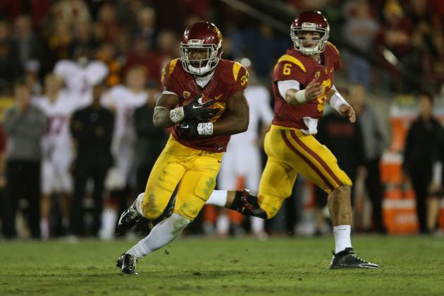 Power Ranking USC's Positional Units for 2014