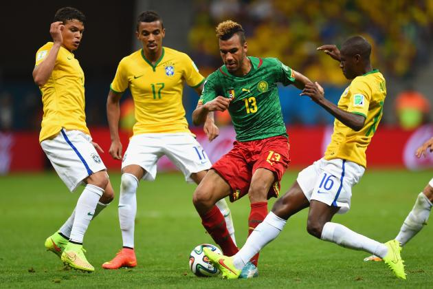 Cameroon vs. Brazil: 6 Things We Learned