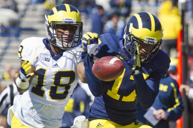 Michigan Football: Power Ranking Michigan's Positional Units for 2014