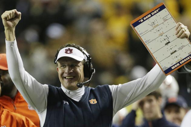 5 Uncommitted 2015 Recruits Who'll Help Auburn Land No. 1 Recruiting Class