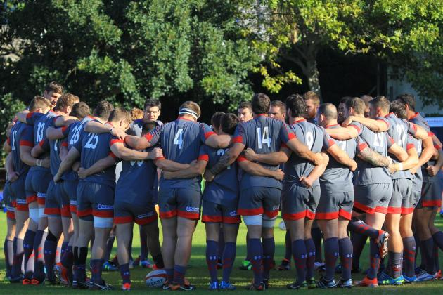Power Ranking Welsh Squad on South African Tour