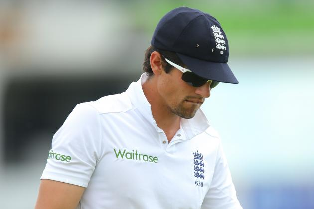 10 Reasons Alastair Cook Should Resign as England Captain