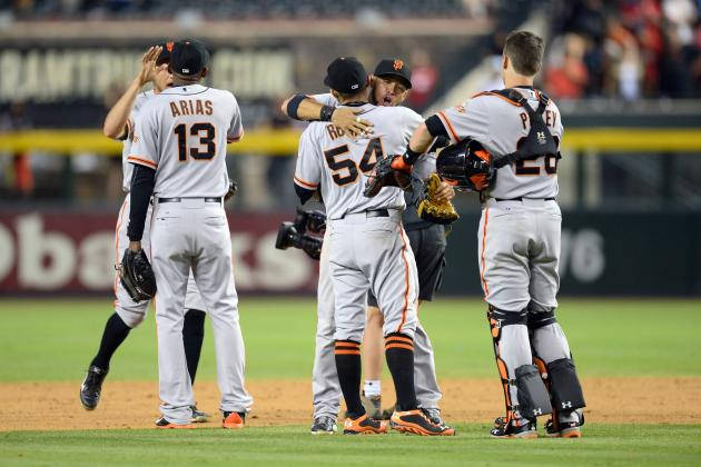 Second-Half Predictions for Every San Francisco Giants Player