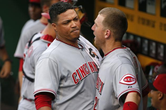 Cincinnati Reds: Top 10 Reds of Week 12