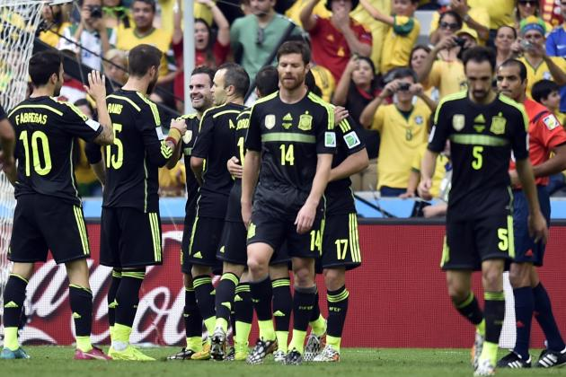 10 Things Spain Learned from 2014 World Cup