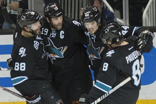10 Must-See Games for the San Jose Sharks in 2014-2015
