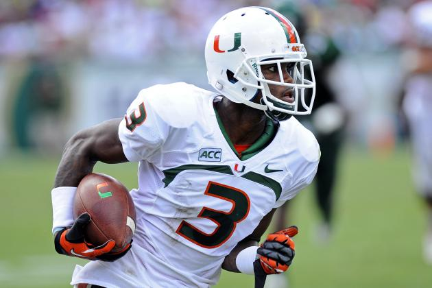 Power Ranking Miami's Positional Units for 2014