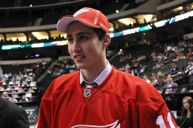 Updates on Where the Detroit Red Wings' 2011 Draft Picks Are Now