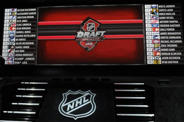NHL Draft 2014: Burning Questions Ahead of This Year's Event