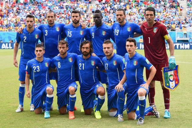 5 Things for Italy to Be Positive About Following Loss to Uruguay