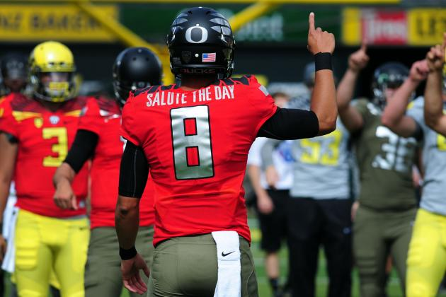 Power Ranking Oregon's Positional Units for 2014