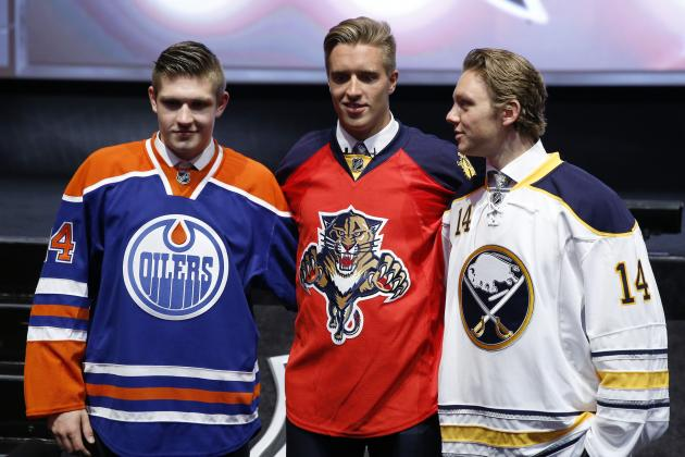 Re-Ranking Every Team's Prospect Pool After 2014 NHL Draft