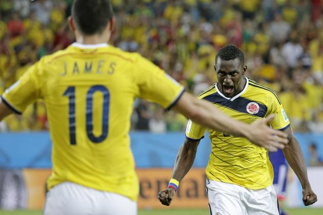 Japan vs. Colombia: 6 Things We Learned