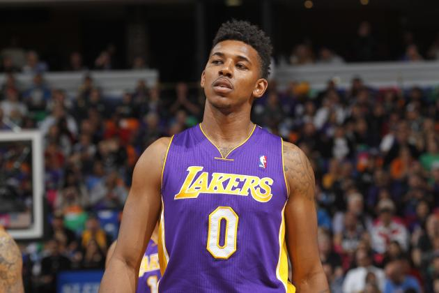 Best Potential Free-Agent Landing Spots for Nick Young During 2014 Offseason