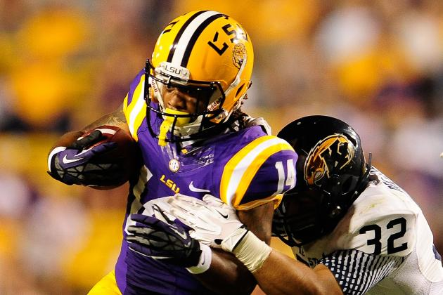 LSU Football: Power Ranking Tigers' Positional Units for 2014