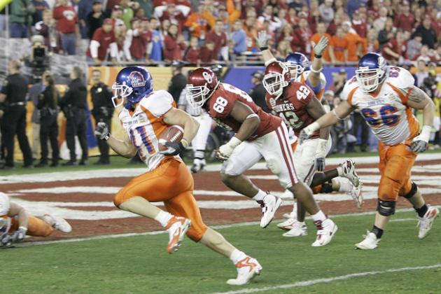 The 10 Best College Football Trick Plays of the BCS Era