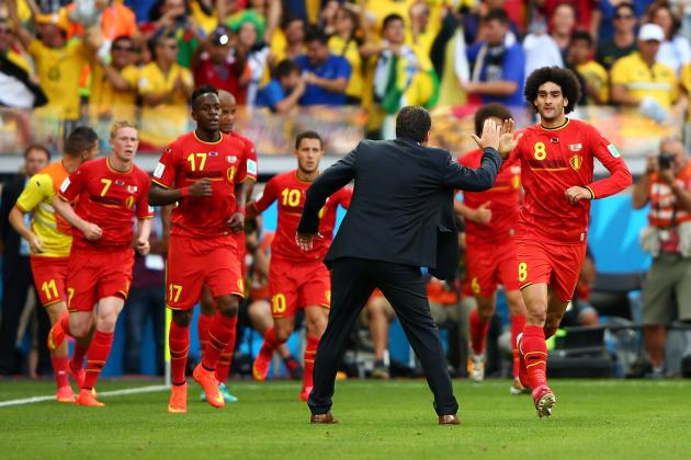World Cup 2014: 6 Key Battles That Will Shape South Korea's Clash with Belgium