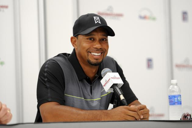 PGA Tour Storylines for the Quicken Loans National
