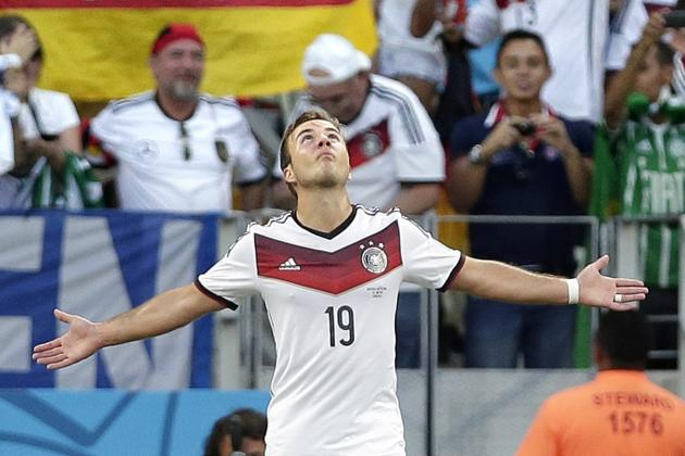 Key Battles That Will Shape Germany's Clash with USA