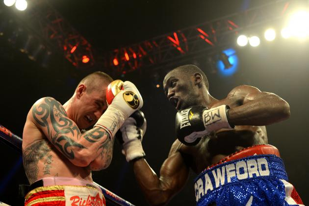 Terence Crawford vs. Yuriorkis Gamboa: Preview and Prediction for Title Fight