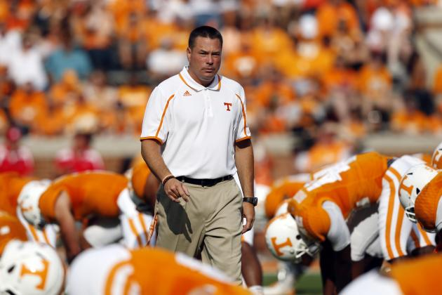 Power Ranking Tennessee Football's Positional Units for 2014
