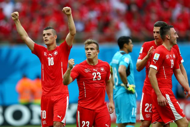 World Cup 2014: Winners and Losers from Day 14
