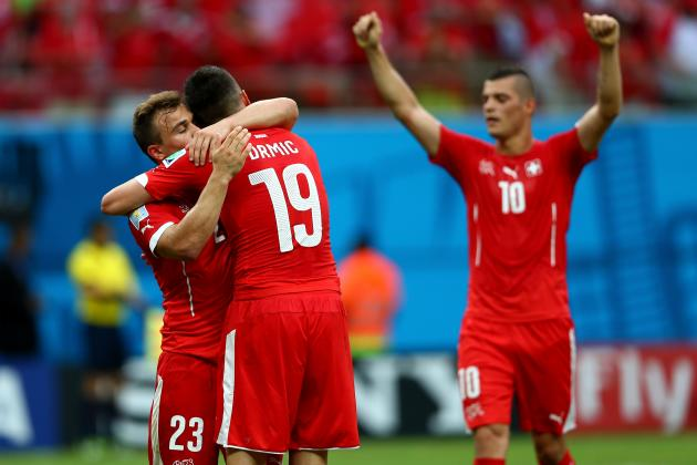 5 Things for Switzerland to Take out of Their World Cup Group Stage Games