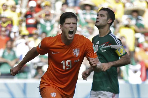Mexico vs. Netherlands: 6 Things We Learned