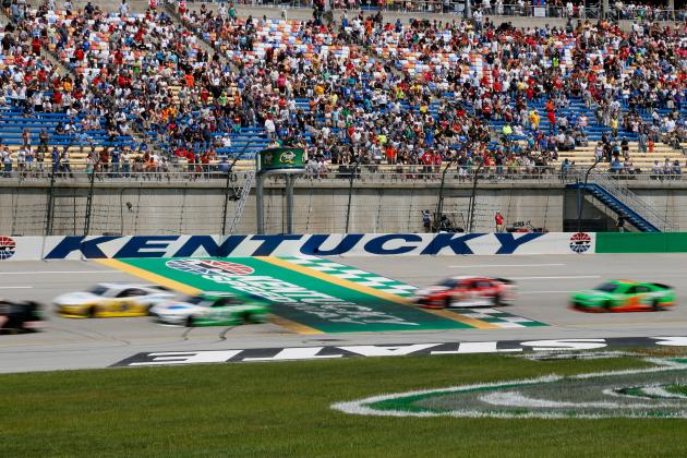 NASCAR at Kentucky 2014: Complete Preview and Prediction for Quaker State 400
