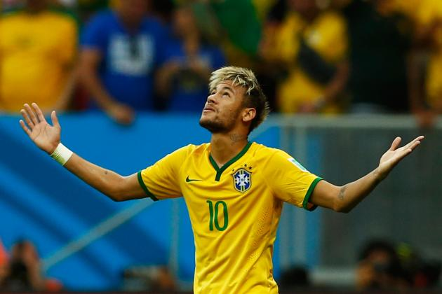 World Cup 2014: Ranking the Top 20 Goals from Group Stage Games