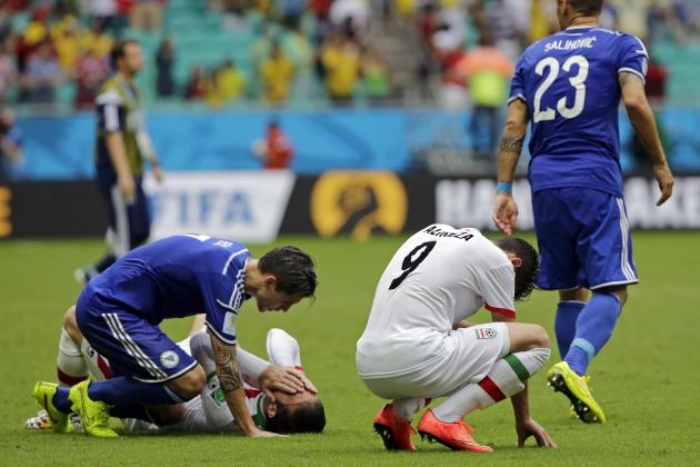 Bosnia-Herzegovina vs. Iran: 6 Things We Learned