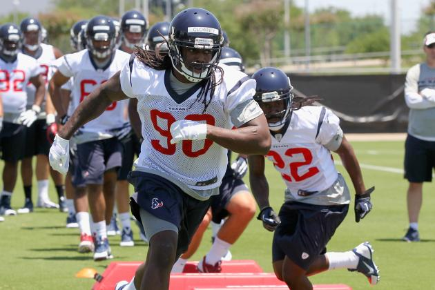 Fact or Fiction for Houston Texans' Biggest Offseason Question Marks