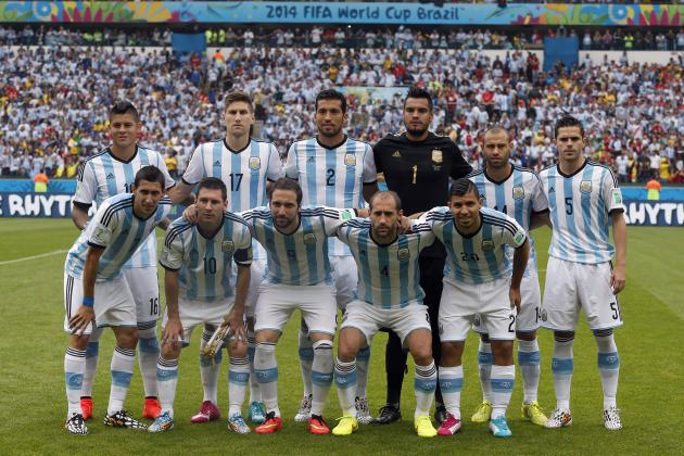 5 Things for Argentina to Be Positive About Following Win Against Nigeria