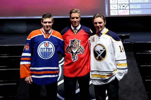 Ranking the Top 50 NHL Prospects After the 2014 Draft