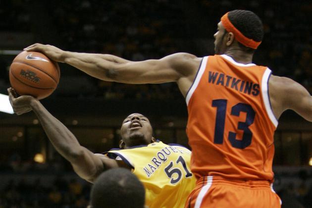 Syracuse Basketball: Ranking the 5 Greatest Shot-Blockers in Orange History