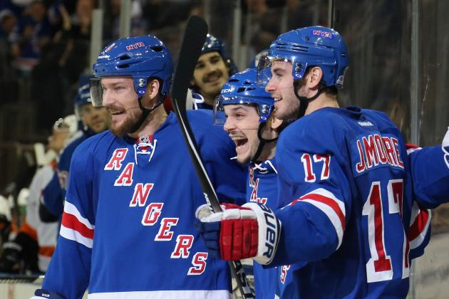 Players New York Rangers Should Use as Trade Bait in 2014 Offseason