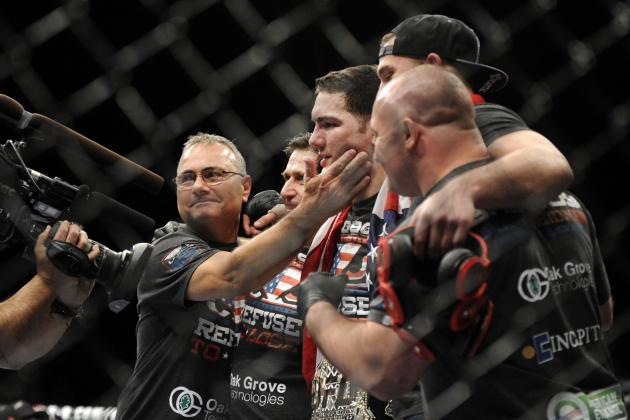 UFC Fight Night 43, 44 Results: 10 Burning Questions Heading into UFC 175