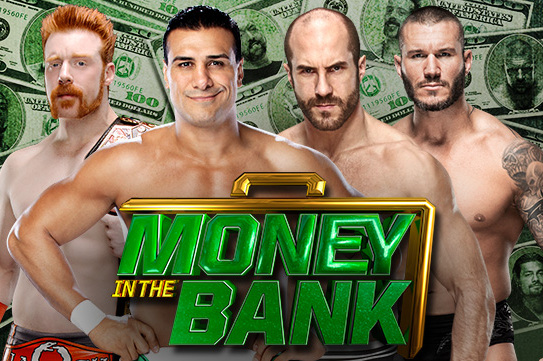 WWE Money in the Bank 2014: GSM's Pick, Preview and Potential for Each Match