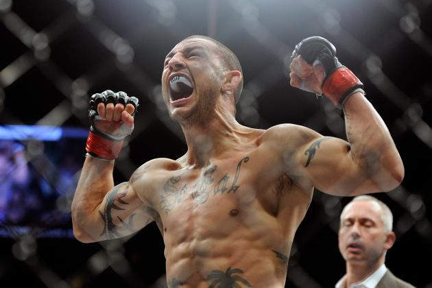 Main Card Betting Odds and Predictions for UFC Fight Nights 43 and 44