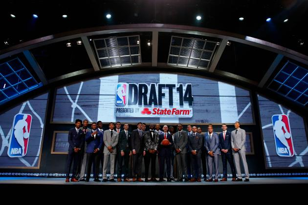 2014 NBA Draft Suits: Grades for the Best and Worst Draft-Day Attire